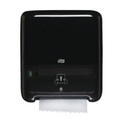Tork Elevation Matic® Hand Towel Roll Dispenser H1, Black
