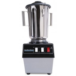Commercial Food Blender, 1 Gallon S.S. Container, 3/4 Hp