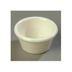 Ramekin, 2 oz., smooth, melamine, NSF