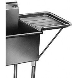 "Detachable Drainboard, 24"" x 24"""