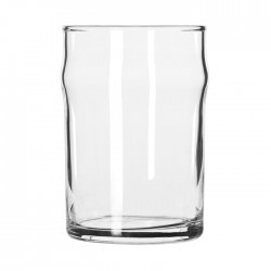 Beverage Glass 7-3/4-oz Single Bulge Rim Tempered SafeEdge
