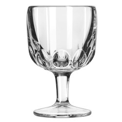 10 OZ. DIMPLE GOBLET Hoffman House