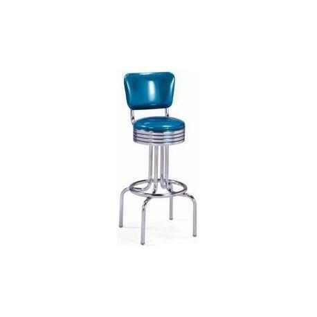 Bar Stool Metal Frame Uph Seat