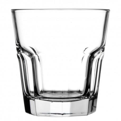 9 0Z. ROCKS-RT, New Orleans, Fluted, glasses