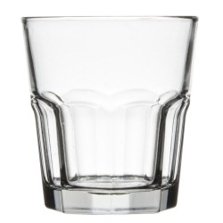 12 OZ DBL ROCKS-RT, New Orleans, Fluted, glasses
