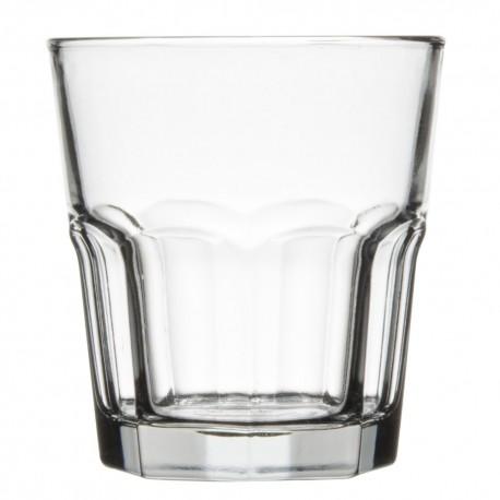 12 OZ DBL ROCKS-RT, New Orleans, Fluted, glasses