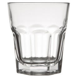 13 OZ. DBL. ROCKS-RT, New Orleans, Fluted, glasses