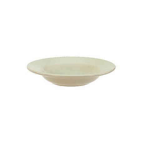 Rim Soup Bowl, 12 oz., 9'', narrow rim, Dover White