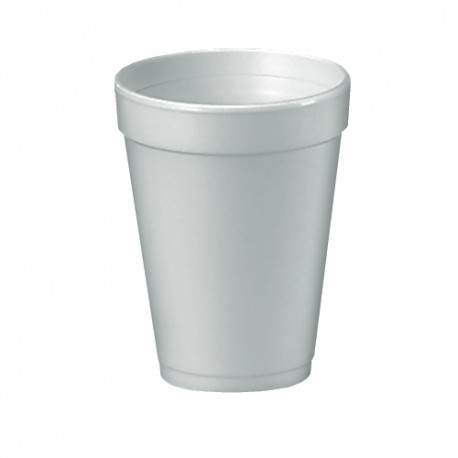 12-oz. Styrofoam Hot/Cold Styro Cups