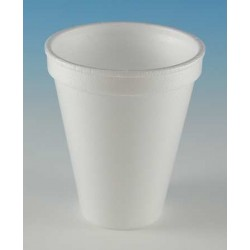 12-oz. Styrofoam Hot/Cold Styro Cups
