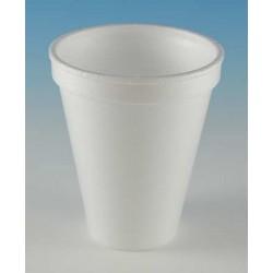 10-oz. Styrofoam Hot/Cold Styro Cups