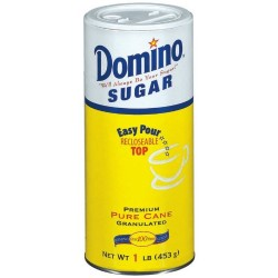 Sugar Canisters, 22-oz