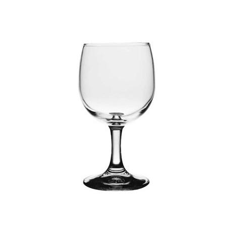 8.5 0Z. SQUAT WINE-RT, glasses