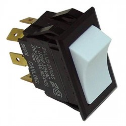 Rocker Switch, On/Off, 6-Prong RPC13-128