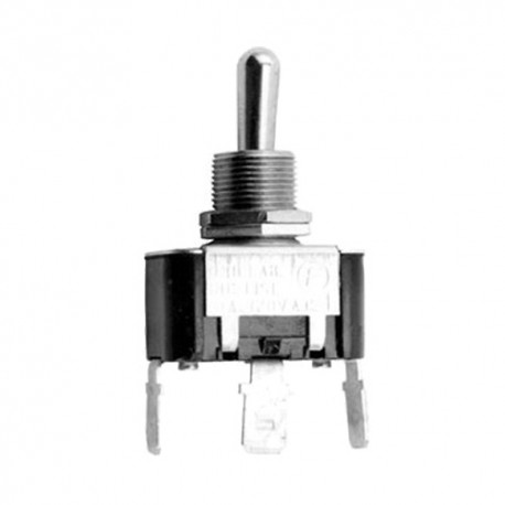 Toggle Switch, 3-Way, On-Off-On