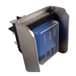 Lockwood Power Switch, On-Off Rocker, H-Heat