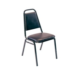 Stack Chair, Metal