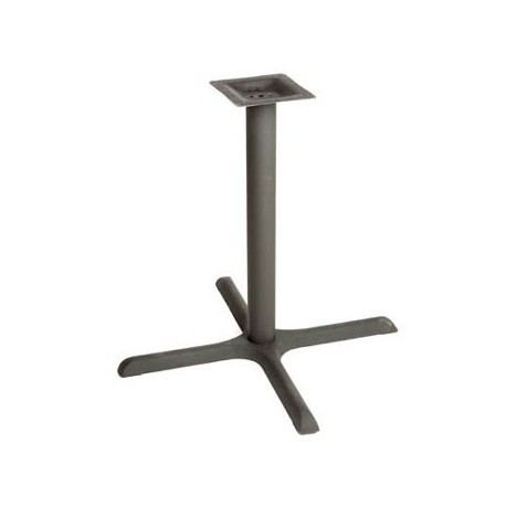 "Table Base, 22"" x 22"" Claw Foot, Dining Height"