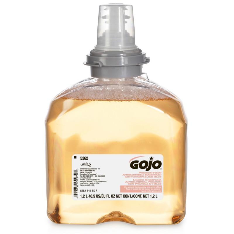 Gojo Antibacterial Foaming Hand Soap Refill 1200 Ml