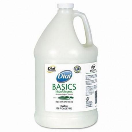 Dial Basics Liquid Soap, Gallons