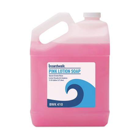 Lotion Hand Soap Pink, Gallons