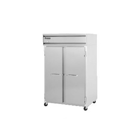 Commercial Reach-In Freezer, 2-Door, Solid, 48 Cu. Ft.