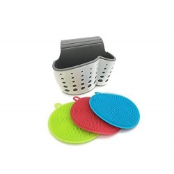 Silicone Sponges Antibacterial Dishwashing