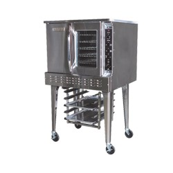 Convection Oven, Gas, Single Deck