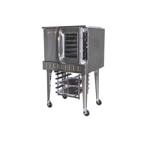 Convection Oven, Gas, Single Deck