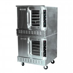 Royal Convection Oven, Gas, Double-Deck