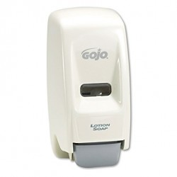 GOJO 800 ml Soap Dispenser White