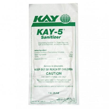 Kay-5 - Sanitizer / Cleaner