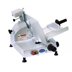 "Chefmate™ Food Slicer, manual, 10"", 1/4"" Hp"