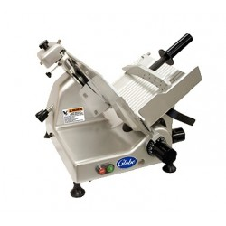 "Food Slicer, manual, 10"", 1/3 Hp"