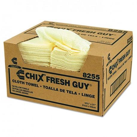 Chix Fresh-Guy Wipers, Yellow