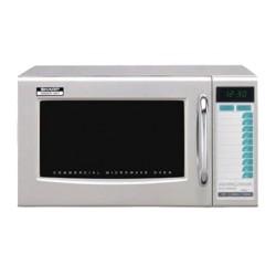 Microwave Oven 1000 Watt, 20-pad capability