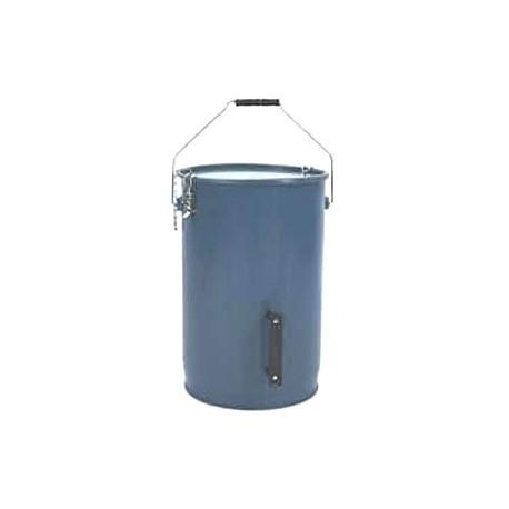 Utility Pail Bucket, transport oil & grease, w/ lid