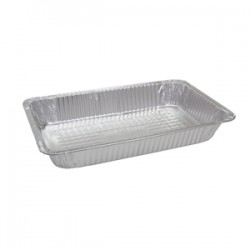 Full-Size Aluminum Foil Steam Table Pans. 3-3/16""