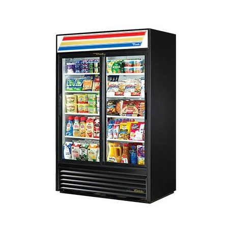Refrigerated Merchandiser, Two-Section, 45 cu. ft.