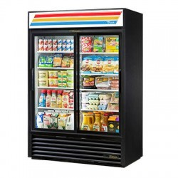 Refrigerated Merchandiser, Two-Section, 47 cu. ft.