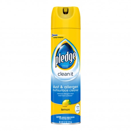 Pledge Dust And Allergen Multisurface Cleaner