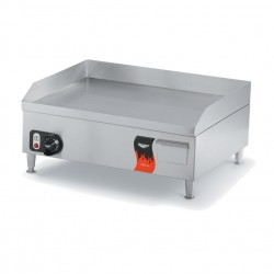 "Griddle, Countertop, Electric 24"", 220 Volt"