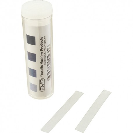 Chlorine Test Strips, Vial