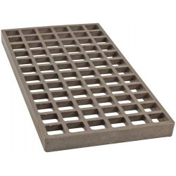 "Bottom grate, Char Broiler,  8"" x 15"""