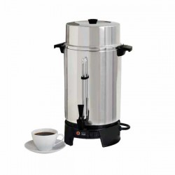 Coffee Percolator, 100 cup capacity