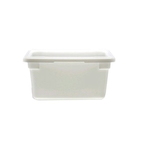 Cambro Food Storage Container 4 3/4 gal. Rectangle