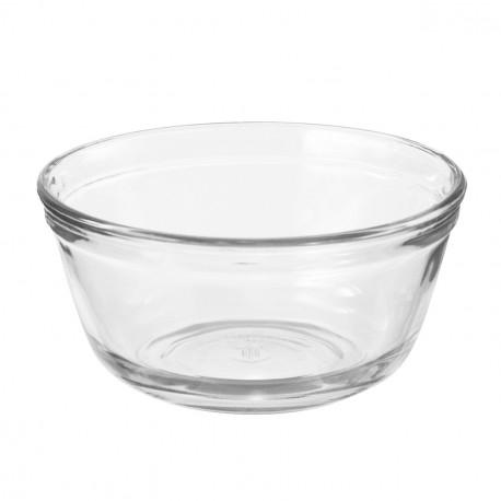 Mixing Bowl  2-1/2 Qt Glass