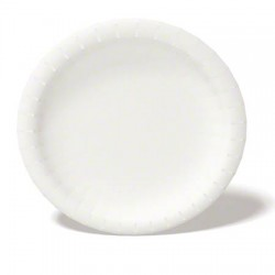 "Heavyweight Ultra Paper Plates, 9"" Coated"