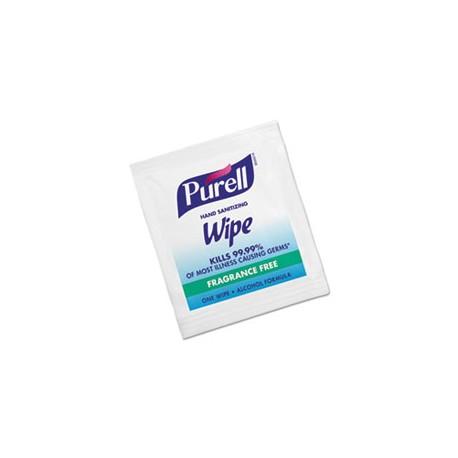 C-Purell Sanitizing Hand Wipes,1000/cs