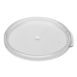 Cambro Storage Container Lid 2-4 qt Round, Clear